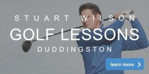 Stuart Wilson lessons Portlethen